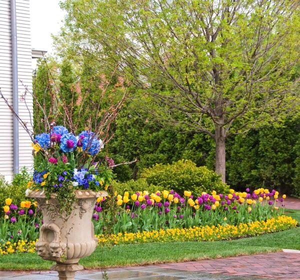 кувшин для цветочной компазиции