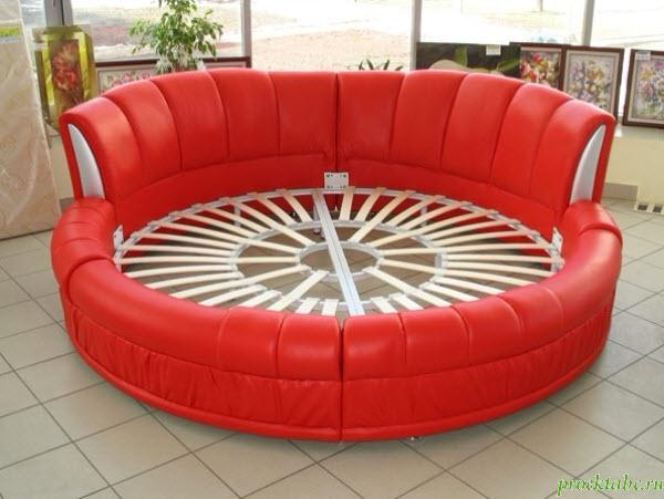 Круглая кровать своими руками: делаем мебель за 2 часа 28