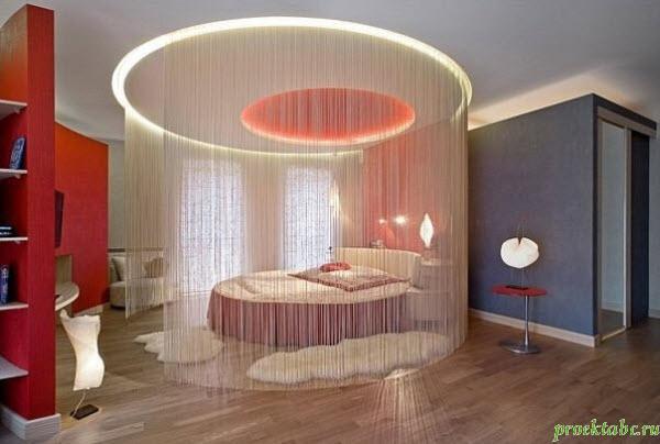 Круглая кровать своими руками: делаем мебель за 2 часа 26