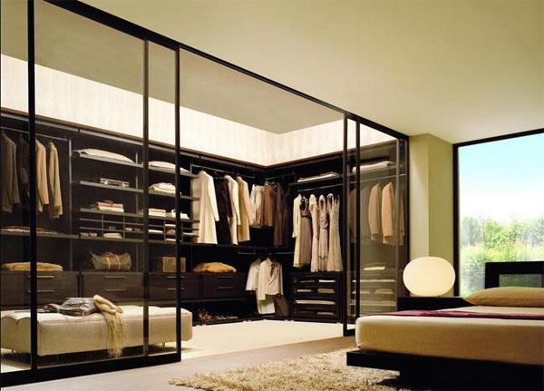 Дизайн прямоугольной комнаты