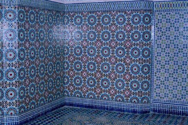 Мозаика в интерьере