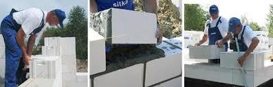 Строительство зданий из газобетонных плит