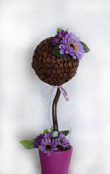 лучший топиарий-дерево своими руками