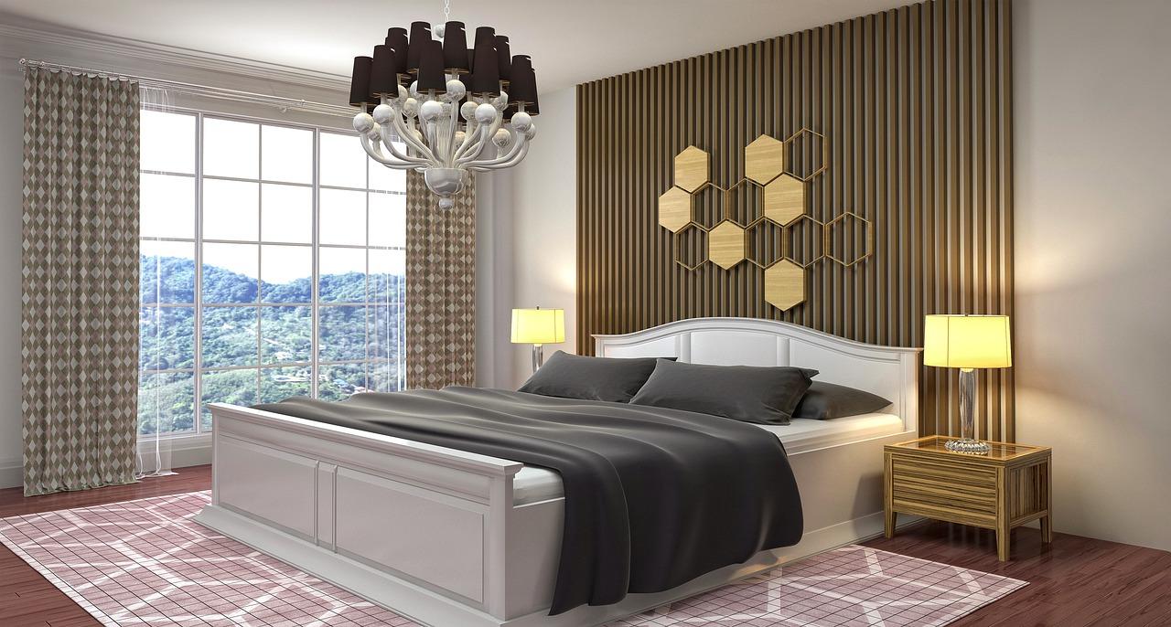 дизайн спальной для девушки 25 лет
