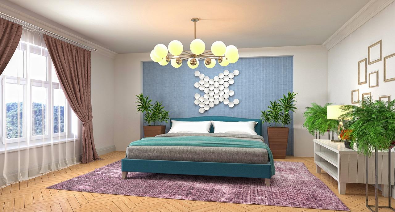 дизайн спальной комнаты +для девушки