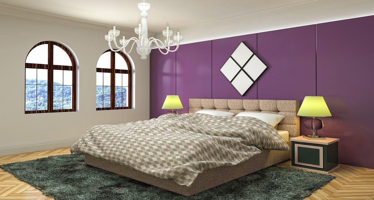 светлый дизайн комнаты для девушки