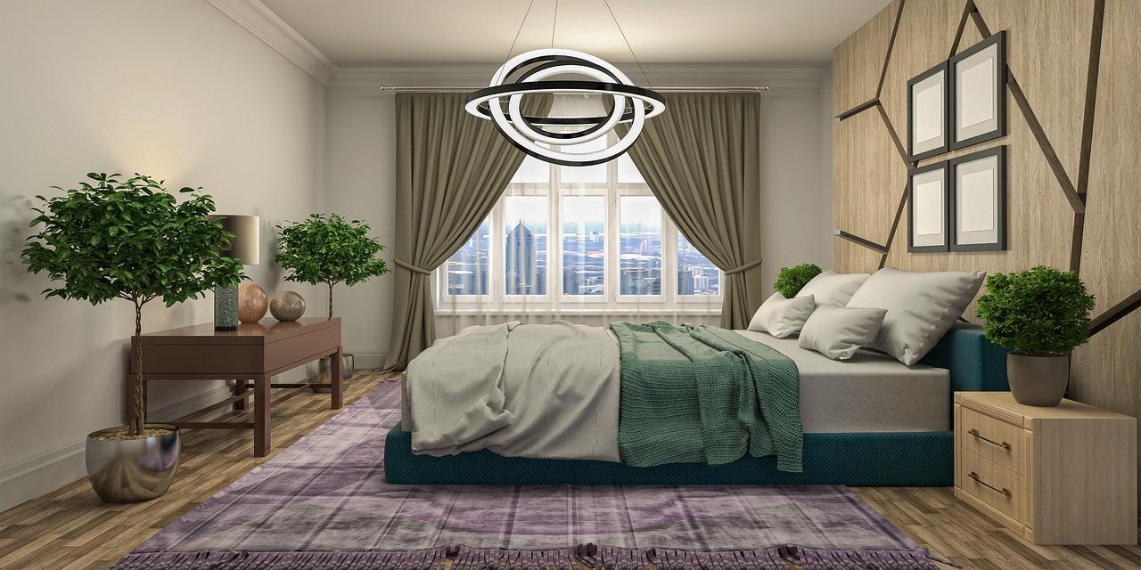 современный дизайн комнаты для девушки