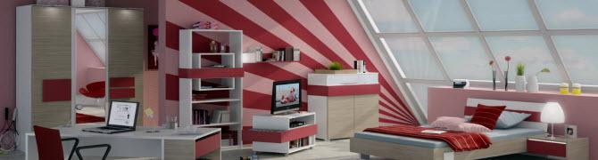 дизайн спальней