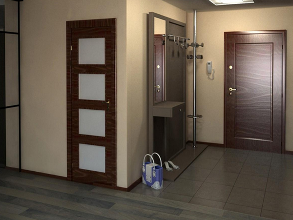 лучший дизайн коридора