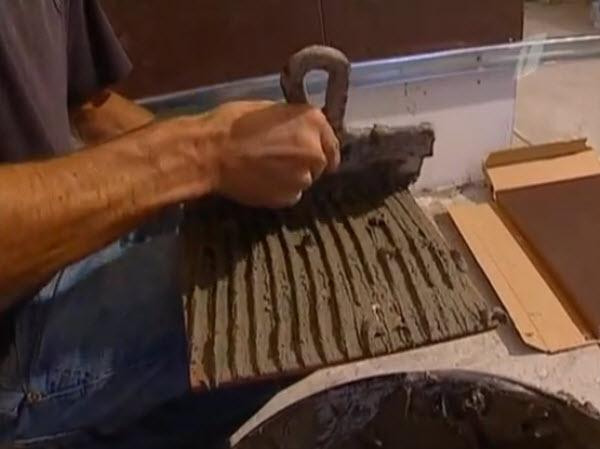 облицовка кафельной плиткой