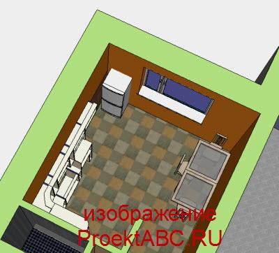 дизайн кухни +в хрущевке