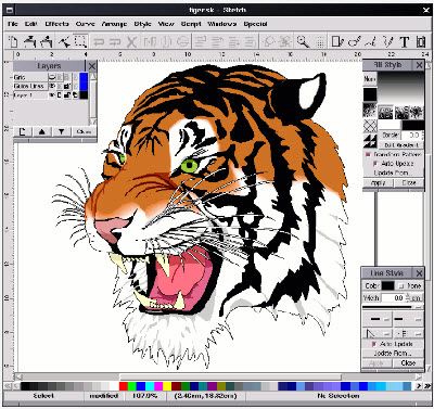 Corel Draw программа для просмотра dwg