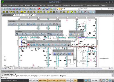 NanoCAD программа для просмотра dwg