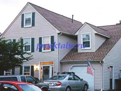 оформляем фасад дома по-американски
