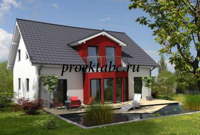 фото немецкого дома