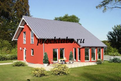 Оформление домов в немецком стиле