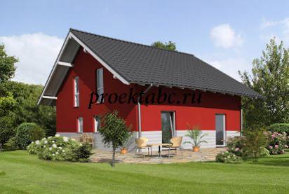 галерея домов в немецком стиле