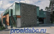 фасад в немецком стиле