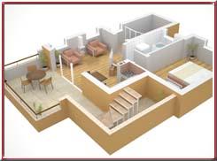 план и планировка дома