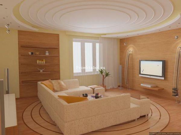 дизайн гостиных фото