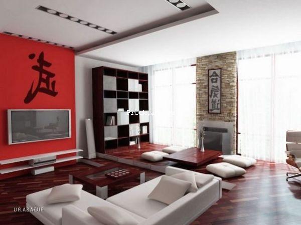 создаем интерьер гостиной