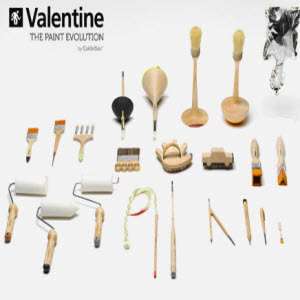 коллекция малярных инструментов