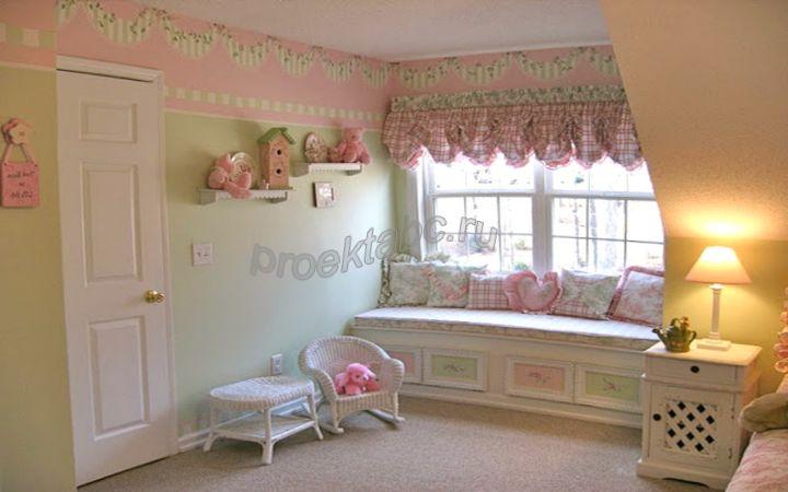 Для дизайна комнаты девочек