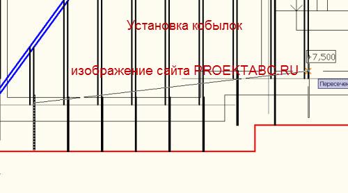 План кровли плоской крыши чертеж