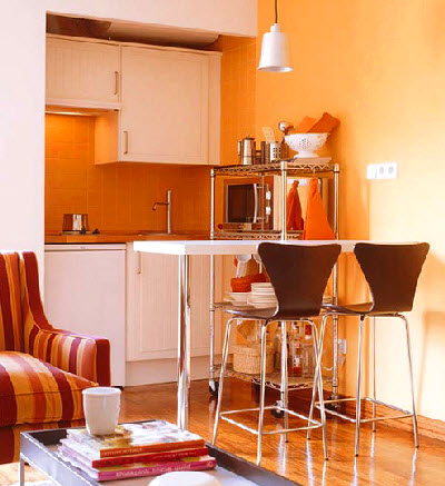 Интерьеры кухонь в стиле арт деко