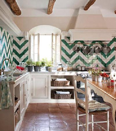 фотогалерея интерьеров кухонь