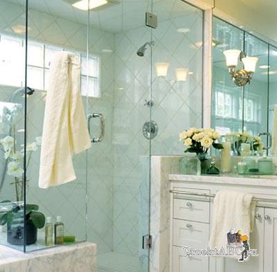 дизайн ванная комната маленького размера