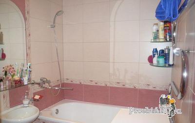 маленькая ванная комната фото