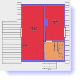 дом 7 на 7 метров