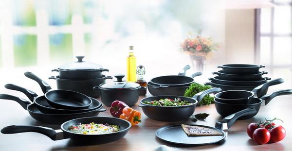 Набор посуды для индукционных плит