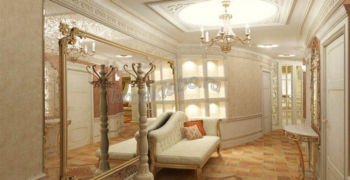Дизайн прихожей комната