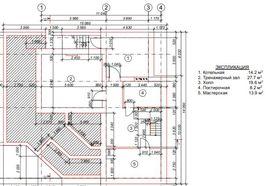 подвальный этаж - планировка