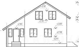 фасад схожего одноэтажного дома с мансардой