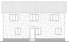 фото фасада схожего двухэтажного дома
