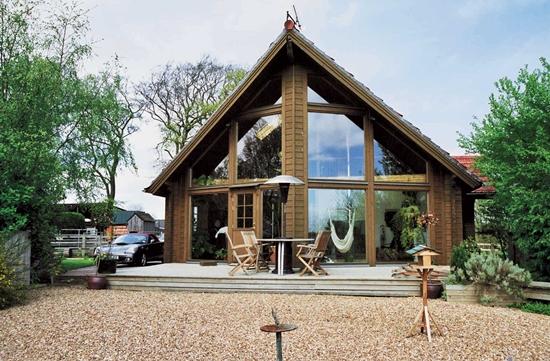 дом в скандинавском стиле фото проекты