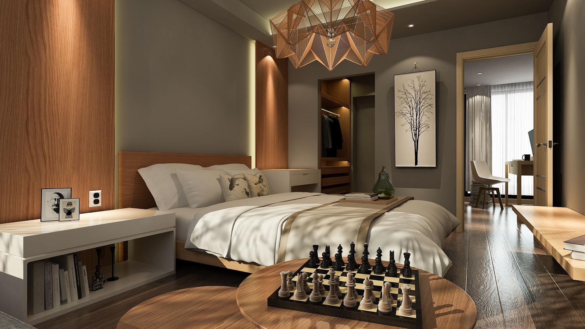 Спальня для мужчины дизайн фото