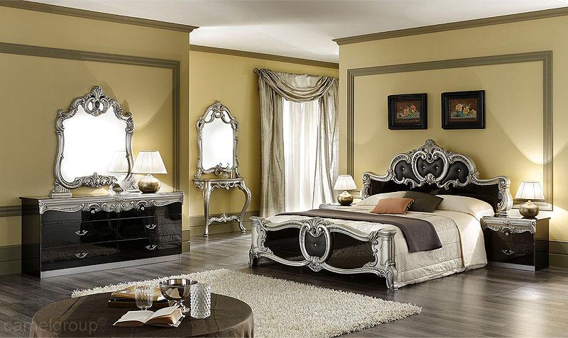 cпальня в стиле барокко сделать самому
