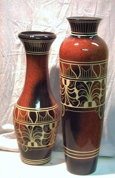 вазы напольные фото