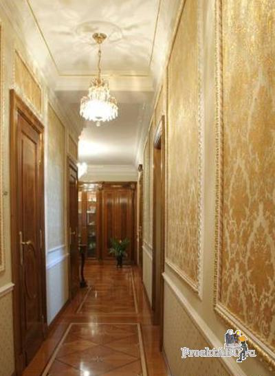 интрьер узкого коридора