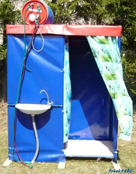 водоснабжение на даче