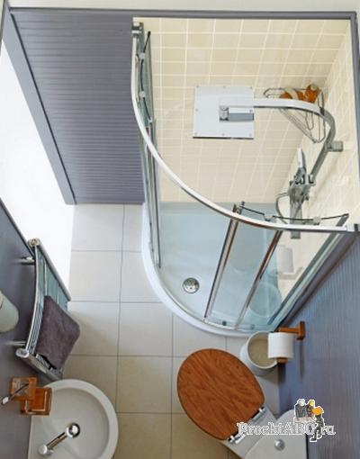 отличный дизайн ванной комнаты в хрущевке