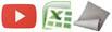 видео, MO Excel, расчеты