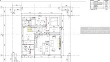 """Проект одноэтажного дома в стиле хай-тек """"Withe Moon House"""""""
