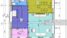 """Проект строительства двухэтажного жилого дома из газоблока """"Classic house for family"""""""