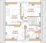 #49. Дом 10 на 10 метров