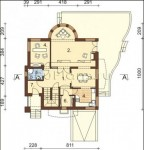 #61. Планировка дома 10 на 12 фото планы